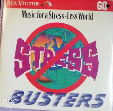 Music For a Stress_Less World