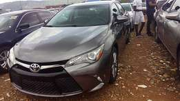 Super clean Tokunbo Toyota Camry (2016)