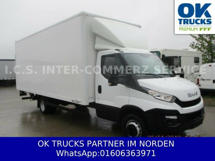 Iveco Daily 70C17A8/P Koffer/LBW Klima RATE 520,-€ - 2016