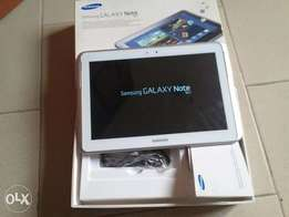 10.1 inches brnd new but opened carton samsung note tab