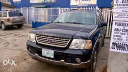 Very Clean Registered Ford Explorer 03