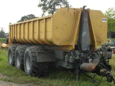 Beco Haakarm Carrier.Beco Container Haakarm Carrier For Sale Tradus