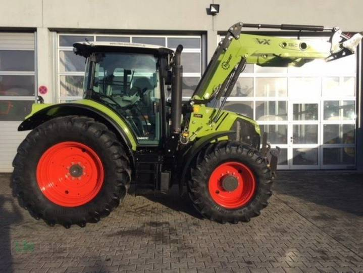 Claas arion 550 cmatic - 2015 - image 11