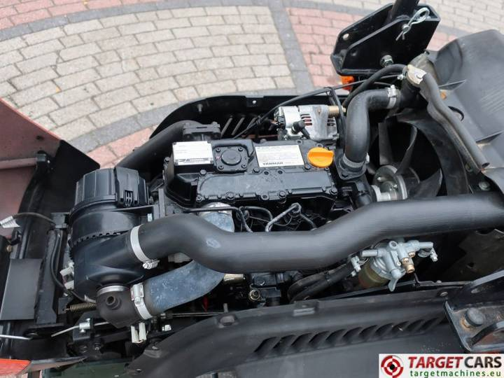 Goldoni Boxter 25 Tractor 4WD Diesel 24HP - 2010 - image 16