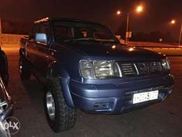 Nissan 4x4 double cab V6 swop or sell