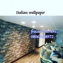 Wall papers dealer. 12 years guarantee