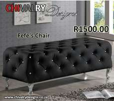 Fefe's Chair from Chivalry Designs for R1500