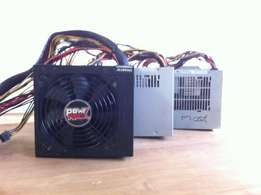 Various PC power supplies at GRATE PRICES