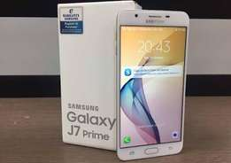 Brand new samsung galaxy j7 preme for sale