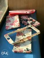 360 classy flowers full cover with Free glass brand new
