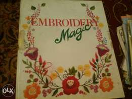 Embroidery magic collection in awesum file as sold by outlet