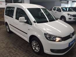 2012 VW Caddy 2.0 TDI 5 seater