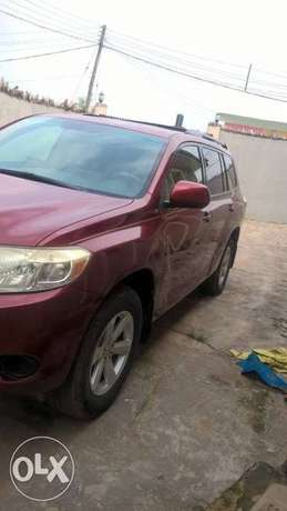 2009 Toyota highlander first bodybuilder Oluyole - image 2