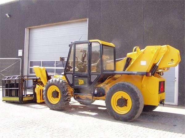 JCB 530-120 - 1991