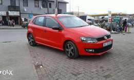 polo 6 2012 model lyk brand new condition 1.6 engine