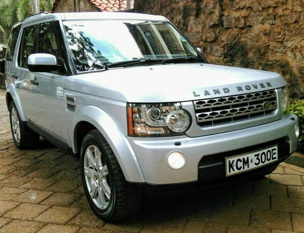 Landrover discovery 4 Nairobi West - image 3