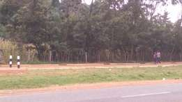 1.3 Acres Main Road Langas Area Ideal for Commercial / Residential