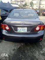 Toyota Corolla 2010 model for sale