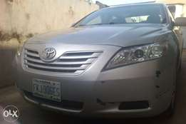 4 month used Toyota camry 2009 model