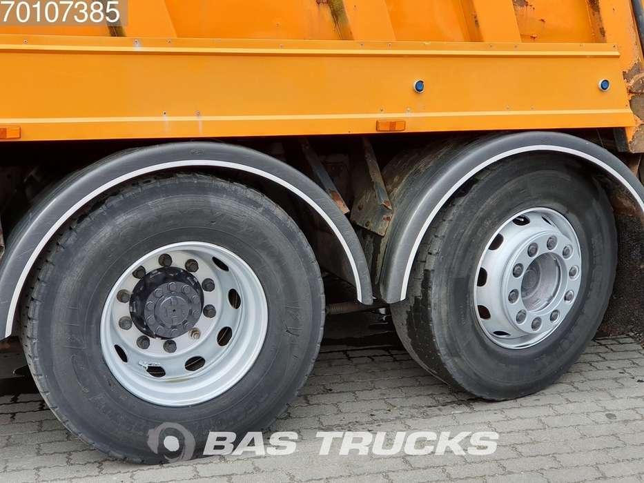 DAF CF75.310 6X2 Steering-Axle Euro 3 Faun Aufbau - 2005 - image 8