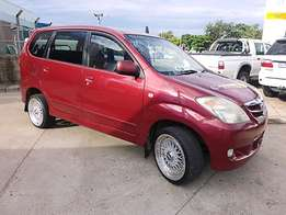 Never been used as a Taxi 2007 Toyota Avanza 1.5 TX
