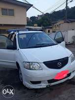 Mazda mpv super clean most go urgent