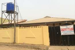 A 3-Bedroom Bungalow at Kuje Ministry of Housing Allocation