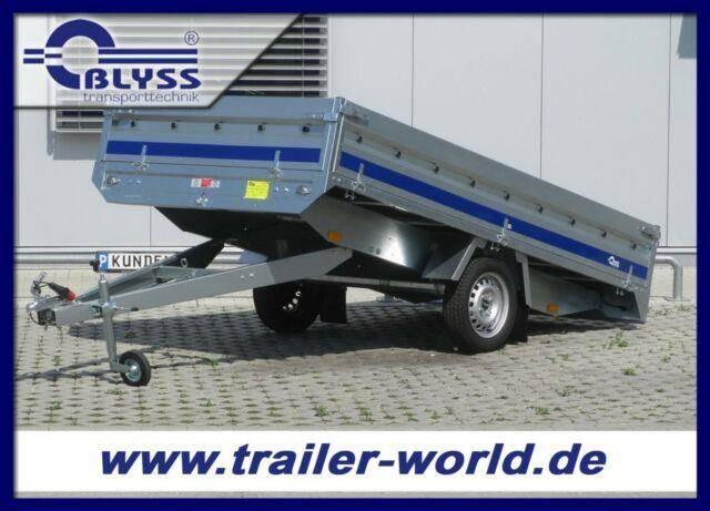 Blyss Hochlader 304x160x38cm Anhänger 750 kg GG