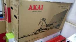 "AKAI 40"" digital tv"