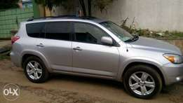 Toyota rav4 2007, neat as tokumbo