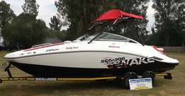 2010 Seadoo Challenger 230 with 510hp Supercharged Rotax 4-Tec