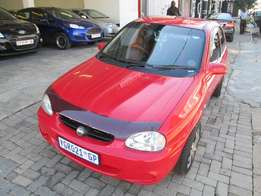 2008 opel corsa lite 1.6 in excellent condition.