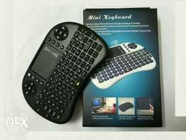 Mini Keyboard - Wireless BackLit Touchpad Mouse