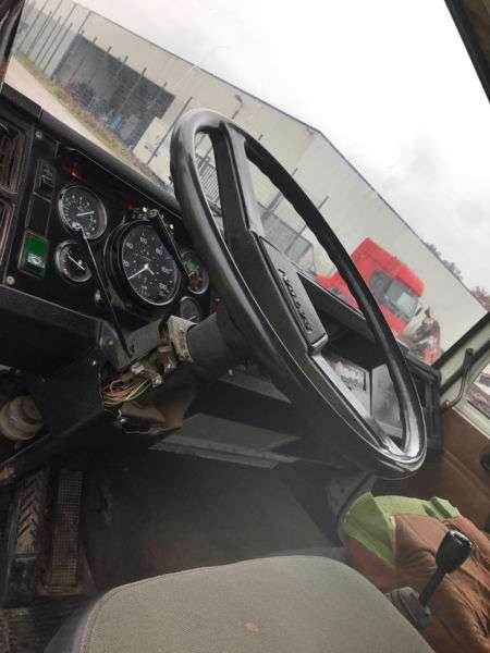 Volvo F6 Turbo, Meiller, 2.Hand, Orig. 250.000 km - 1985 - image 12
