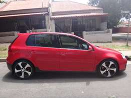 USED CARS IN JOHANNESBURG! Immaculate 2008 VW GTI DSG golf 5 for sale