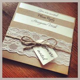 Invitations in event services olx south africa handmade wedding party invitations stopboris Choice Image