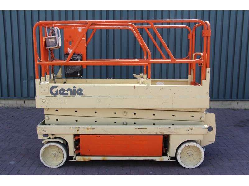 Genie GS2032 Electric, 8.1m Working Height. - 2000