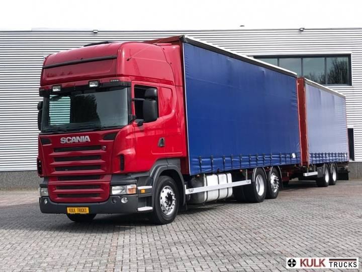 Scania R 480 Topline / Retarder / COMBI - 2009