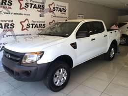 2014 Ford Ranger 2.2 XL Double Cab for only R264950 Available Now!