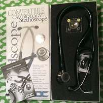American Diagnostic ADC ADSCOPE Convertible Cardiology Stethoscope
