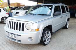 Jeep Patriot 2.0 CRD Limited [Silver]