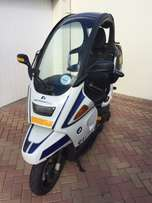 BMW C1 125cc in great condition