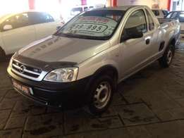 2008 Opel Corsa Utility 1.4i Base,FSH, R99995!!! EXCELLENT CONDITION.