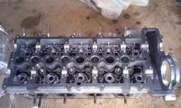 BMW E90 320D M47T cylinder head for sale
