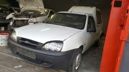 Ford bantam with canopy low 145000km start and go Papers in order
