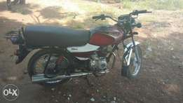 Boxer Motorcycle (like new) clean & sweet