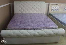 GIC Padded 6*6 Bed. (PA1)