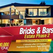 Affordable Genuine Gated Dry Land in Lagos With Good Title