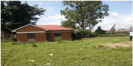 Prime Two Bedroom Bungalow For Sale.