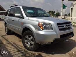 Honda Pilot EXL 2007 fully loaded